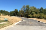 New just completed 25 lot phase